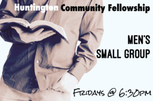 Men's Small Group Study @ Education Center | Mineral | Virginia | United States